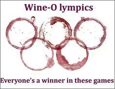 Wine Olympics #Olympics #LiquorList www.LiquorList.com @LiquorListcom