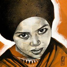 Stéphanie Ledoux - Carnets de voyage -   Saida (Assayta, Ethiopie)