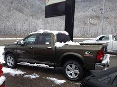 """1C6RD7LT4CS208473 - 2012 RAM Ram """"Mossy Oak"""" Pickup 1500 - $48155"""
