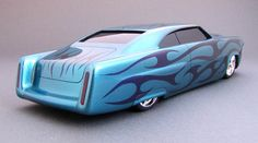 53 Ford by Steve Boutte Kustoms