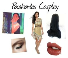 """""""Pocahontas - Cosplay"""" by buffyblogs on Polyvore"""