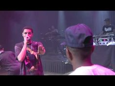 Dollar & A Dream Tour | Houston. J. Cole brings out Kendrick Lamar to perform