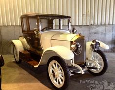 Benz Doctor's Cabriolet 1921