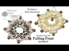 """This video tutorial from The Potomac Bead Company teaches you how to make Anna Taylor's """"Panama Canal"""" bracelet design. Find a complete list of supplies belo..."""
