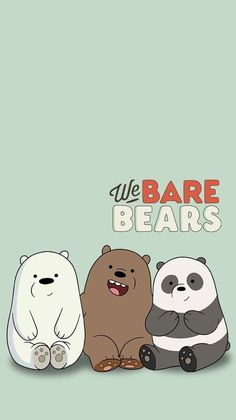 We Bare Bears Wallpaper, characters, games, baby bears episodes Cartoon Wallpaper Iphone, Bear Wallpaper, Cute Disney Wallpaper, Kawaii Wallpaper, We Bare Bears Wallpapers, Panda Wallpapers, Cute Cartoon Wallpapers, Ice Bear We Bare Bears, We Bear