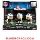 New York Jets Lil' Teammates Collectible Team Set