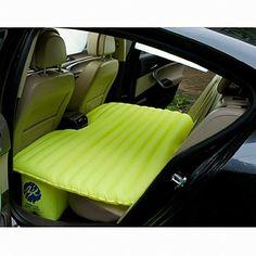 Utility Type Vehicle Travel Back Inflatable Mattress Sets - USD $ 74.99