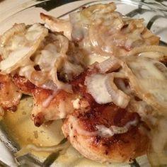 Smothered Chicken Breasts - Allrecipes.com