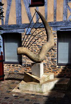 Le Harpe.  Laval. Pays-de-la-Loire