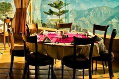 Galería del hotel - Hotel Mirador - Barranca del Cobre - Mexico
