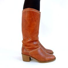 Lydia loves her new brown leather boots and coordinates most of her wardrobe to match in basic shades of brown...much to Mariana's distress.