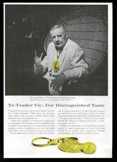 1960-Trader-Vics-restaurant-owner-Victor-Bergeron-photo-Sunkist-lemon-print-ad