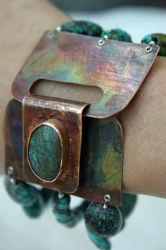 Deryn Mentock - Entrada Bracelet -