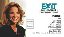 Exit Realty Business Card WP1013. Visit http://www.bestprintbuy.com/exit-realty/exit-realty-business-cards/exit-realty-business-cards-with-photo.htm
