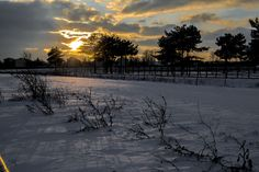 Sun and snow by Ivan Stojanovic on 500px