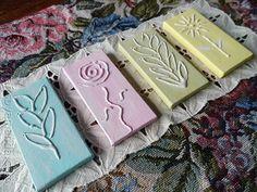 3D Botanical Mini Canvases - Crafts by Amanda