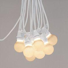 Seletti - Guirlande lumineuse LED - Bellavista Blanche