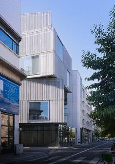 École Nationale Supérieure d'Architecture de Strasbourg, Strasbourg, France - MARC MIMRAM