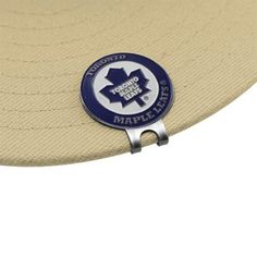 Toronto Maple Leafs Magnetic Cap Clip & Two Ball Markers