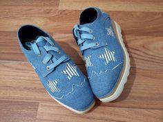 anak sepatu sneaker jeans stella