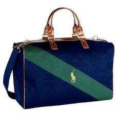 Amazon.com: Polo Ralph Lauren Weekender Duffle Bag: Beauty