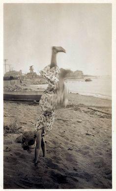 Handstand, c. 1930s