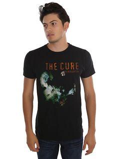 The Cure Disintegration T-Shirt, BLACK