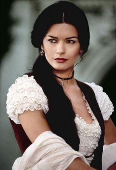 catherine zeta jones zorro - Google Search