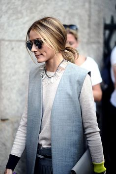 Olivia Palermo wearing Dior Soreal. If you are a trendsetter you need this…