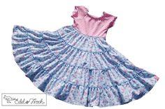 Kleider - Sommer_Kleid,Jersey/Batist,ab 45 Euro - ein Designerstück von edel_und_frech bei DaWanda