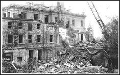 Whitemarsh Hall - The Demolition of Stotesbury's Mansion