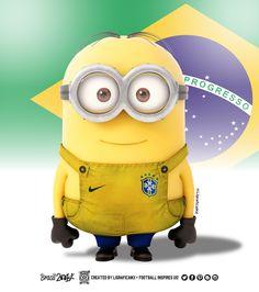 #MinionsWorldCup #Brazil #NeymarJr