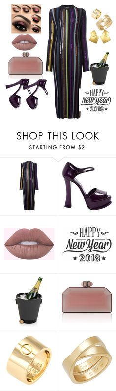 """#PolyPresents: New Year's Resolutions"" by mychicstyle1 ❤ liked on Polyvore featuring Nina Ricci, Prada, Cricut, Cartier, Oscar de la Renta, contestentry and polyPresents"