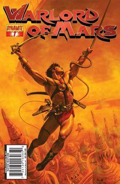 Warlord of Mars #7 #WarlordOfMars #Dynamite