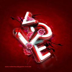 Valentine's day card Valentine's Day Typography Text Effect in Photoshop for Valentine's Day to Create a Romantic Val Valentine's Day Quotes, Heart Pictures, Love Pictures, Valentine Day Love, Valentine Day Cards, Valentines Greetings, Valentine Ideas, Image Facebook, Facebook Timeline