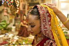 Hindoe wedding ceremony