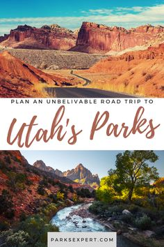 This post includes the ultimate itinerary for a Utah national parks road trip, including the mighty 5: Arches, Bryce Canyon, Canyonlands, Capitol Reef, and Zion.