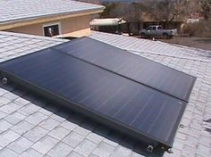 Pressurized glycol solar heat systems