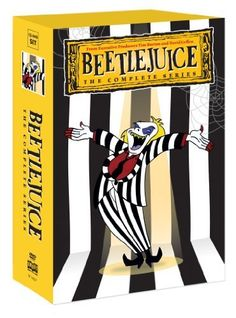Beetlejuice: The Complete Series DVD ~