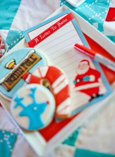 North Pole Bake Shop Christmas Party - Bella Paris Designs