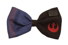 Loungefly x Star Wars Rogue One X-Wing Pilot hair bow at Hot Topic