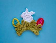 """Képtalálat a következőre: """"easy crochet easter patterns"""""""