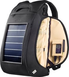 U01solar backpack- This is the most brilliantly designed backpack I have ever…