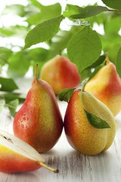 Pears - M's Note: Look at Fruit and Vegetable board for more