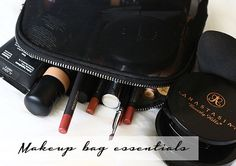 Makeup Tips, Beauty Reviews, Tutorials | Miss Natty's Beauty Diary Blog: What's in my makeup bag? - Products that I'm curre...