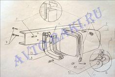 Установка кронштейнов,Подключение переливом, дополнительный топливный бак, Соединение баков вторым топливозаборником