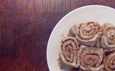 AIP Cinnamon Cake Rolls