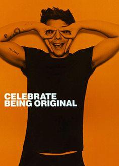 Celebrar é ser original !!