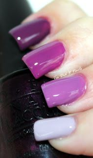 Tes Did It Nails: The New 31 Day Challenge : Day 7 Ombre
