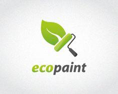 Logo Design - eco paint